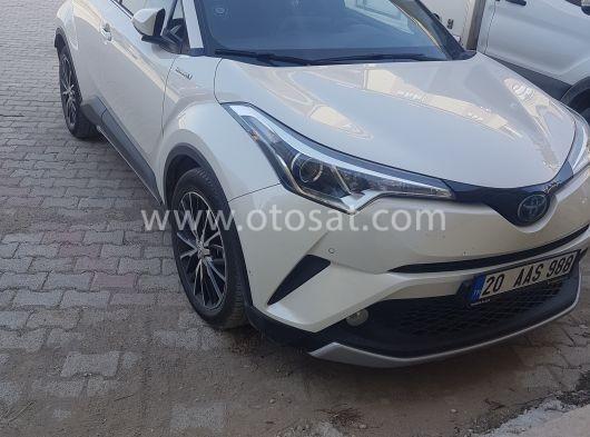 Satılık Toyota 2018 Beyaz