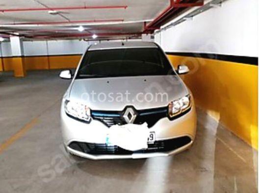 Memurdan Acil Kazasız Hatasız Orijinal Renault Symbol 1.2