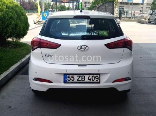 Öğretmenden Acil Satılık Hyundai i20 1.4 MPI