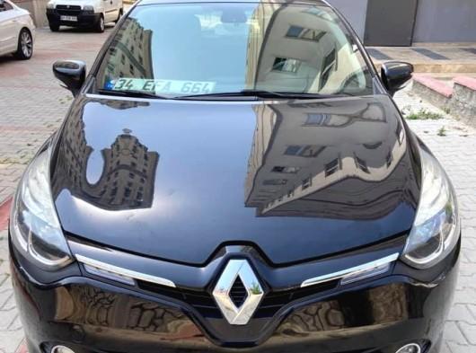 Renault Clio 1.5 dCi Icon 2014 Model