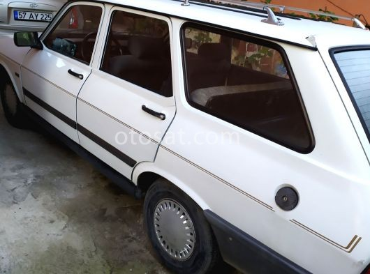 25 Senedir Bizde Renault Toros R 12 Station