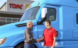 Daimler, sürücüsüz araç teknolojisi geliştiren Torc'un çoğunluk hissesini satın aldı