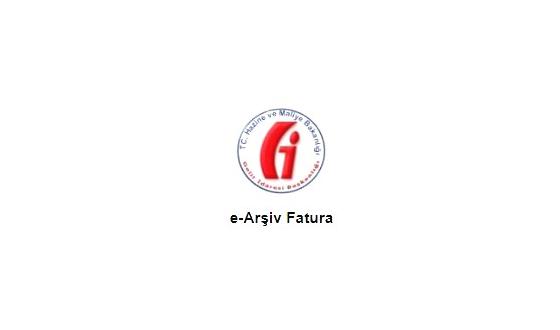 e-Arşiv Fatura örneği nasıl indirilir kayıt yapılır ve yazıcıdan yazdırılır ?