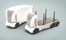 Sürücüsüz kamyonlar geliştiren Einride, 110 milyon dolar yatırım aldı.